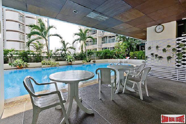 Sukhumvit Suites  | Brightly Furnished 1 Bed Unit on the 15th floor, Sukhumvit 13, Bangkok