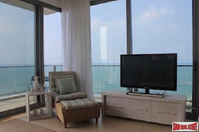 Absolute Beachfront Living In Award Winning Development - North Pattaya
