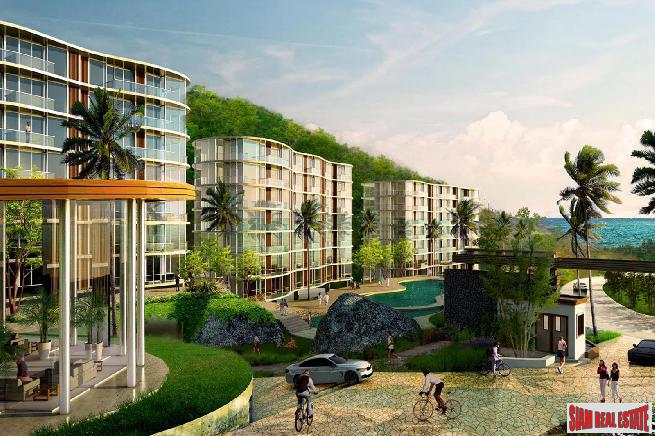 Bright New One Bedroom Condo Development Minutes from Kamala Beach, Phuket