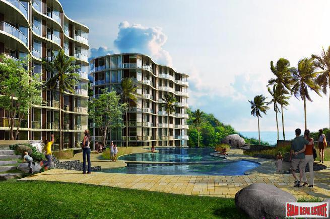 Contemporary New two Bedroom Condo Project just Minutes to Kamala Beach, Phuket