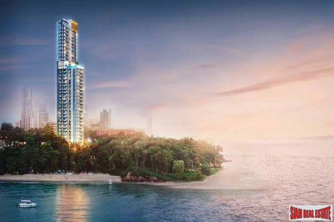 Stunning Modern Condominium Project From A Reknowned Developer! - Phratamnak - One Bed Units