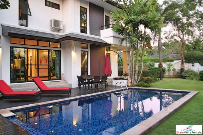 A Perfect Holiday in this Luxurious Four Bedroom Private Pool Tropical Getaway, Layan