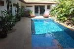 Bright and Cheerful Three Bedroom House with Private Pool in Rawai