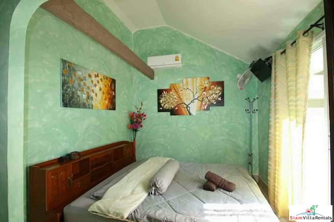 Bright and Cheerful Three Bedroom 2