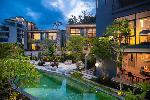 Tropical Holiday Two Bedroom Villa with Lush Mountain Views close to Kamala Beach
