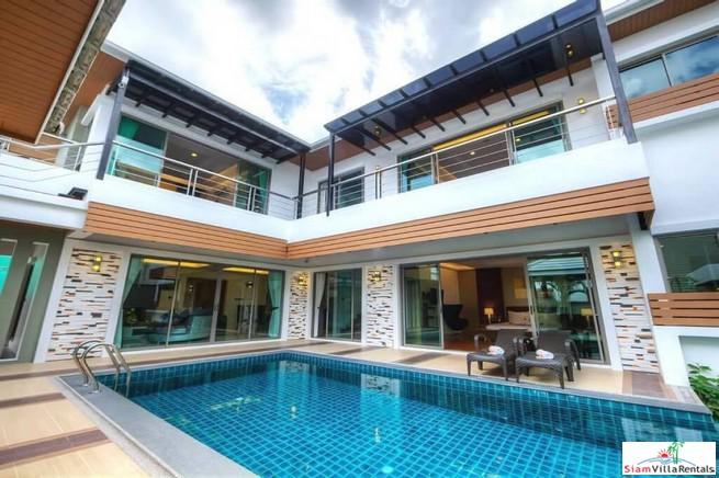 Exceptional Three Bedroom Pool Villa with Extras and Super Location in Chalong