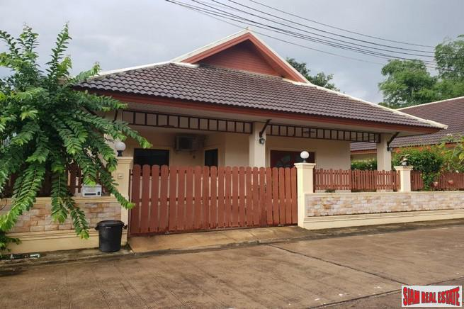 2 Bedrooms house for sale in the Peak Of Tropical Living in Pattaya