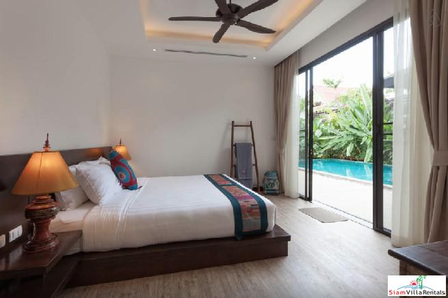 Tropical Two Bedroom Villa with 15