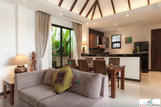 Tropical Two Bedroom Villa with 25