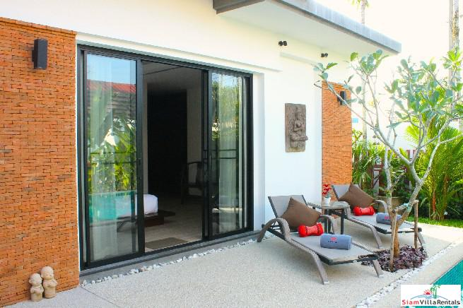 Tropical Two Bedroom Villa with 3