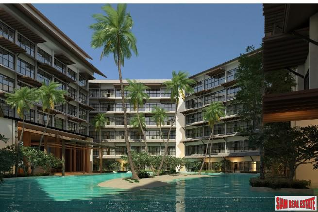 New Hotel Development One Bedroom Deluxe Suites For Sale in Layan
