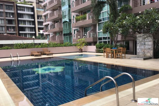 Two Bedroom For Rent Near Shopping and the Park in Phrom Phong