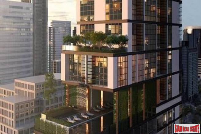 The Loft Asok |Ultra Modern Two Bedroom Loft Style for Sale in Asok