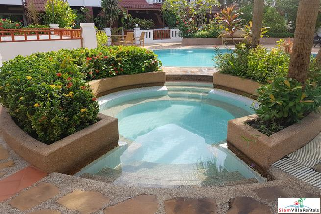 Four Bedroom Resort Style Three Storey Townhouse in Thong Lo