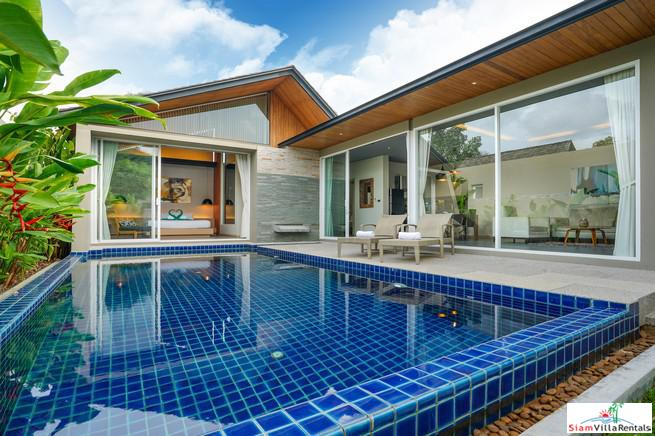 Resort Style Three Bedroom Pool Villa in Layan Beach