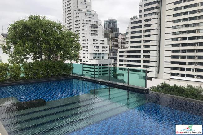Convenient and Modern One Bedroom Condo only 420 M. to BTS Nana