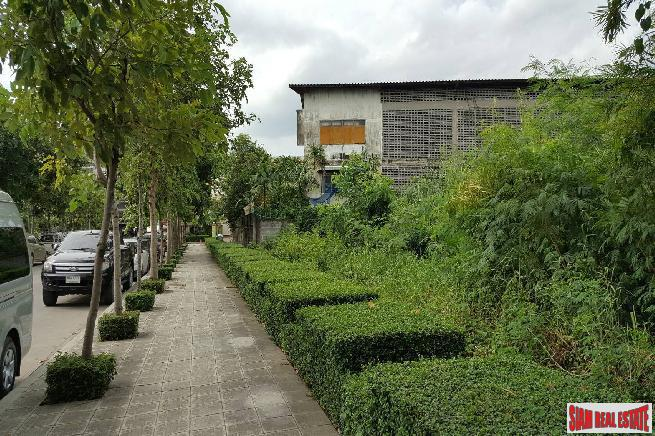 Residential Building Land Over 8.5 Rai at Krungthep Kreetha, Bang Kapi