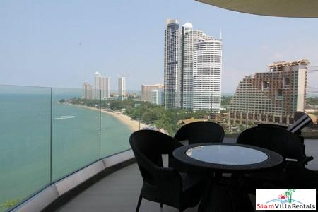 Large Sea View Three Bedroom Apartment for sale in Naklua