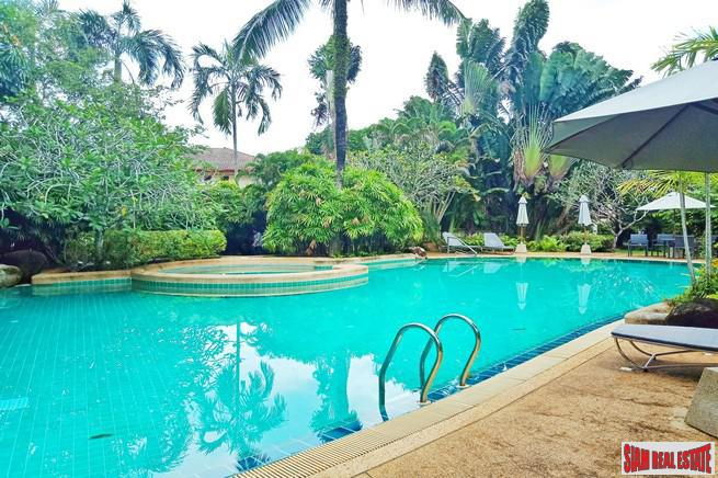 Tropical Three Bedroom Town Home in Laguna, Phuket