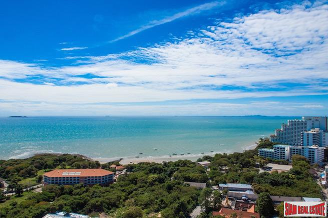 High Floor Large One Bedroom Condo in The Peak Towers at Cozy Beach Pattaya