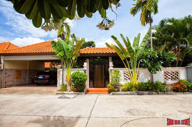 Recently Renovated Luxurious Bali Villa in Na Jomtien