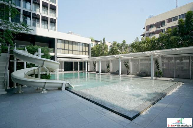 Three Bedroom Duplex on the 38th & 39th Floor in Phloen Chit
