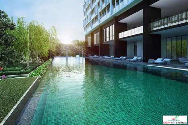 Two Bedroom Condo with Great City Views in Phloen Chit