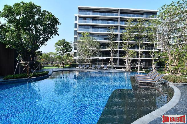 Low Density Luxury Condo Homes at Sukhumvit 77 - Pet Friendly