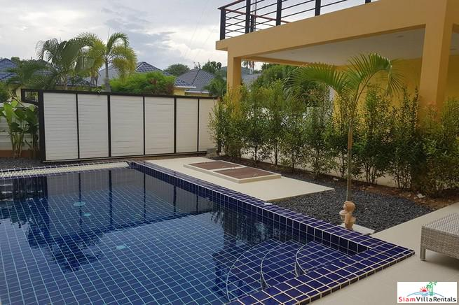 Bright and Cheery Two Storey Four Bedroom House with Pool in Rawai