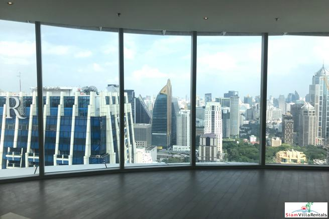 Breathtaking City Views from this Two Bedroom Condo in Ratchadamri