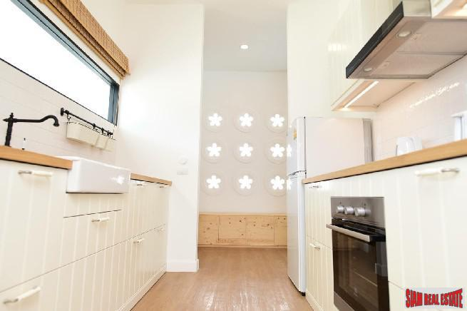 Japanese Loft-Style House for Rent 10