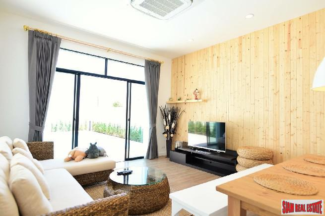 Japanese Loft-Style House for Rent 3