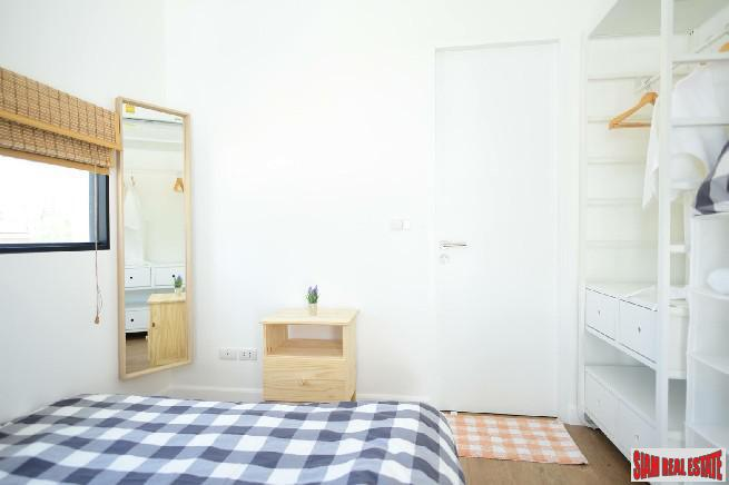 Japanese Loft-Style House for Rent 5