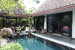 Tropical Two Bedroom Pool Villa with Private Pool in Cherng Talay