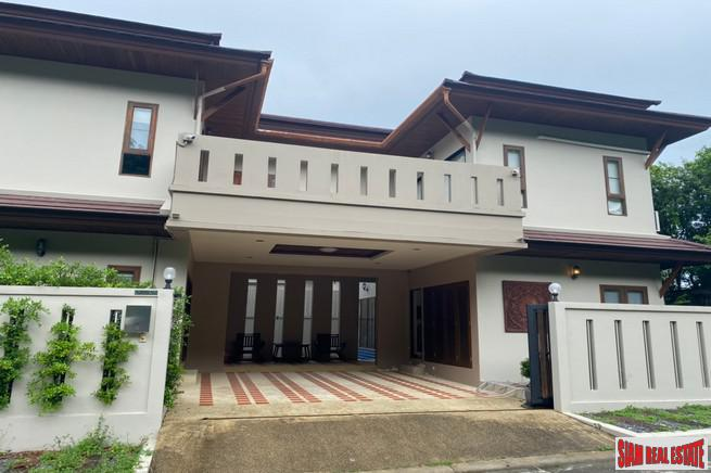 Private Two Storey House with 2