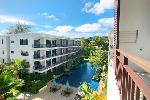 Furnished One Bedroom Top Floor Condo with Partial Sea Views and Steps to Rawai Beachfront