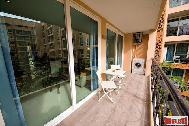 Bright and Sunny Two Bedroom 19