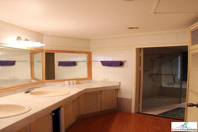Furnished Two Bedroom Condo with 10