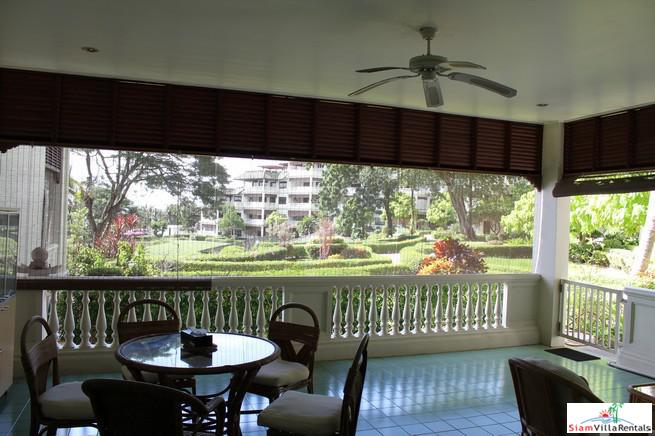 Furnished Two Bedroom Condo with 3