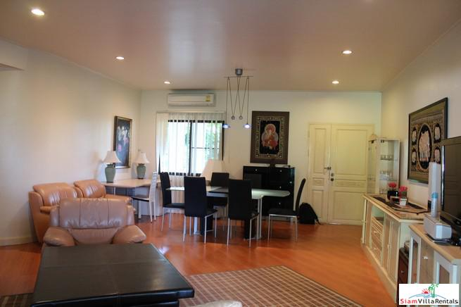 Furnished Two Bedroom Condo with 4