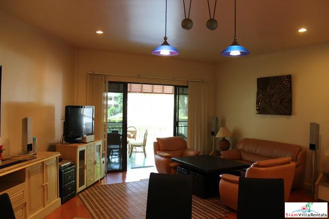 Furnished Two Bedroom Condo with 6