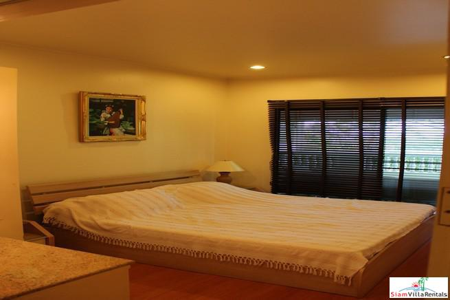 Furnished Two Bedroom Condo with 8
