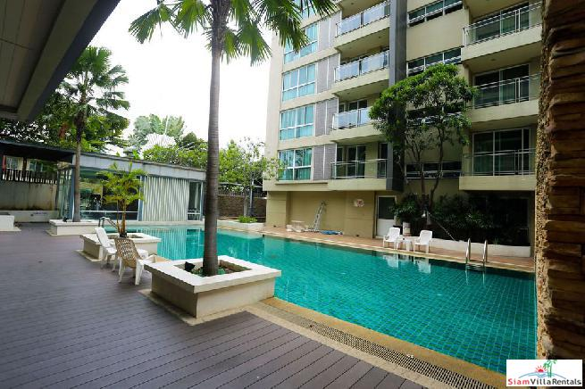 Spacious 2 Bed Serviced Apartment, Sukhumvit 55