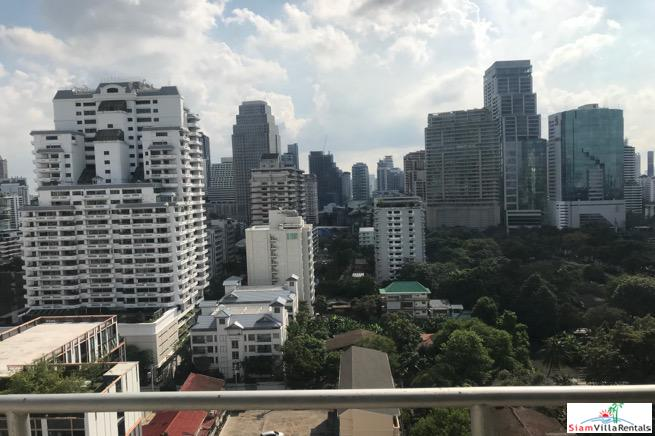 Large Three Bedroom Condo Near Benchakiti Park and BTS Nana