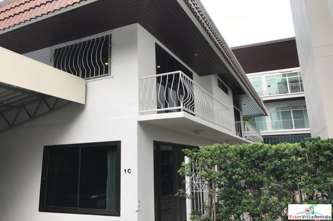 Modern and Open Two Storey Two Bedroom Family House Near BTS Ekkamai