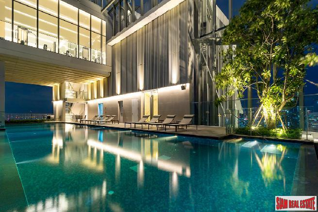Luxury Two Bed Condos at the Newly Completed Hyde Sukhumvit 11, BTS Nana - 2 Bed Units