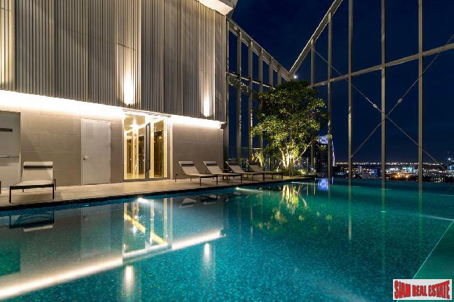 Luxury Three Bed Condos at the Newly Completed Hyde Sukhumvit 11, BTS Nana