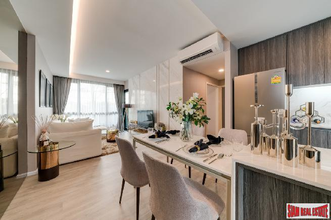 Newly Completed Low-Rise 2 Bed Condos at Affordable Prices at Sukhumvit 105, Soi Lasalle