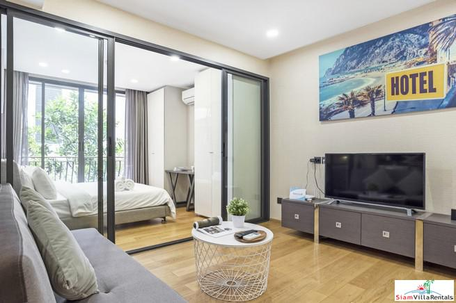 Bright and Cheerful One Bedroom 8