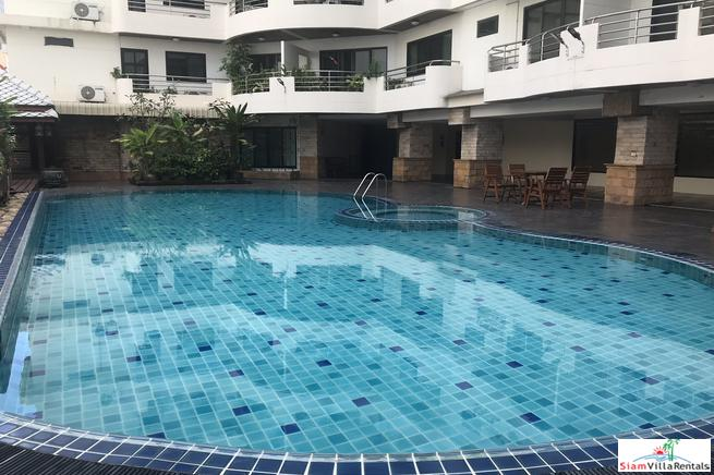 Extra Large and Pet Friendly Three Bedroom Condos for Rent in Asok